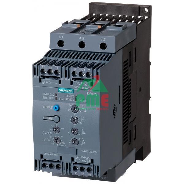 Chi tiết về thiết bị đóng cắt Siemens