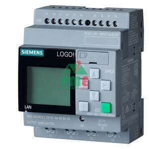 Chi tiết dòng sản phẩm PLC LOGO SIEMENS