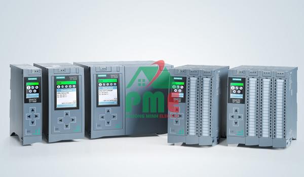 Tìm hiểu về PLC S7-1500 SIEMENS
